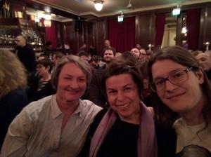 Kabarett-Abend mit Josef Hader in Zürich am 10. Dezember 2015